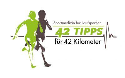 NEU – 42 Tipps für 42km Vorabveröffentlichung